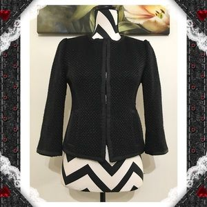 Mossimo Black Short Blazer
